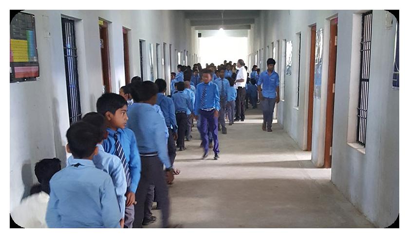 Blue Ink School International